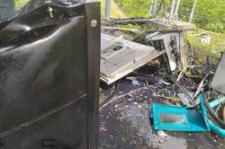 Myanmar military convoy hit by roadside bomb near Yangon: junta