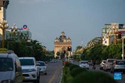 Laos bans travel within, to and from capital