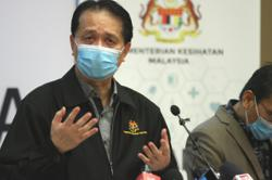 Health DG: 1.6% of 14,954 new cases reported Sunday (Sept 19) from categories three to five