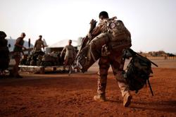 French minister heads to Sahel amid talk of Russian hired guns for Mali