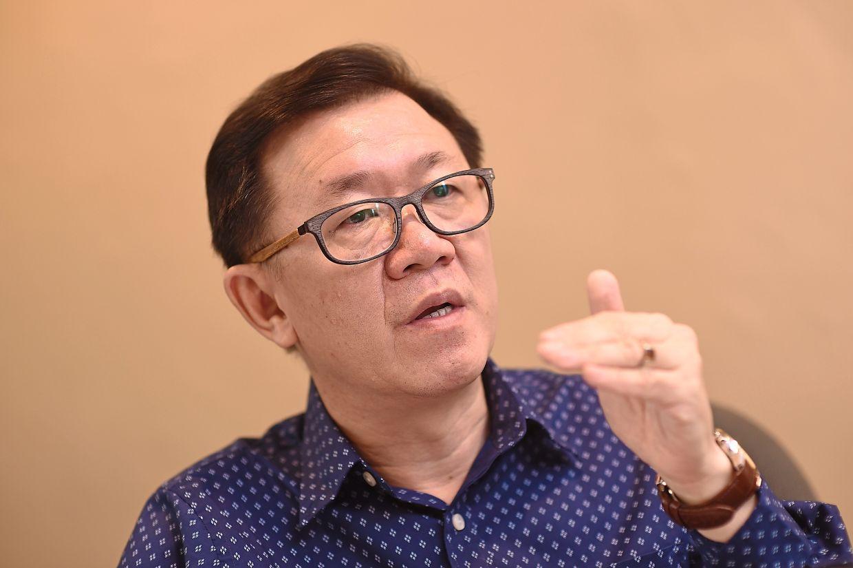 Lee Heng Guie, executive director of Socio-Economic Research Centre