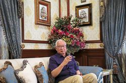 Najib may seek re-election despite conviction