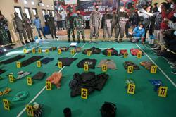 IS-linked terror group leader shot dead