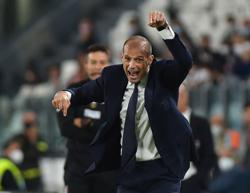 Soccer-Juve's Allegri relieved to hear final whistle in Milan draw