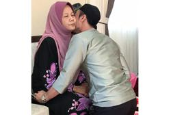 Khairul's late mother's words of wisdom will forever be etched in his heart