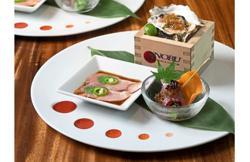 Harmony in gastronomical adventure