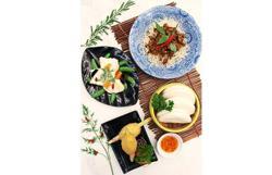 Herbs star of comfort food menu at PJ hotel's restaurant
