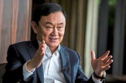 Exiled Thaksin rallies Thai protesters with Dubai talk show
