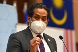 Covid-19: No reports of vaccination side-effects among teens, says Khairy