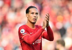 Soccer-Liverpool's Van Dijk needs to be rotated, says Milner