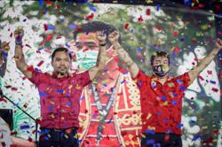 'It's time for the downtrodden to win,' Pacquiao says on declaring bid for presidency