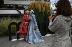 Changing the game: Supermodel Halima reinvents modest fashion