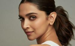 Indian actress Deepika Padukone launches her own line of beauty products
