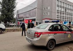 Six killed in Russian university shooting, gunman in hospital