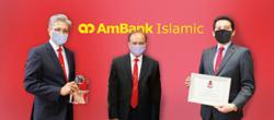 AmBank Islamic wins three at Global Banking & Finance Awards 2021
