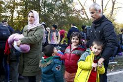 Syrian migrants allowed in by Merkel vote to choose her successor