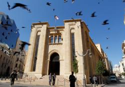 Parliament voting session on new Lebanon cabinet delayed by power cut