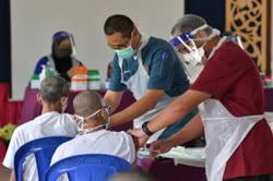 Covid-19: Vaccinations for 3,150 inmates at two T'ganu prisons start Monday (Sept 20)