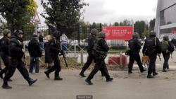 Russian university shooter alive, being treated in hospital, say investigators