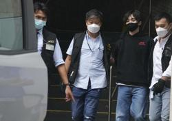 Hong Kong police arrest three members of student prisoner-support group