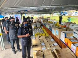 9,506 arrested for drug-related crimes in Johor so far this year