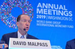 World Bank chief says report on pressure to alter data 'speaks for itself'
