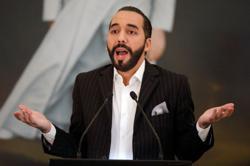 Salvadoran president declares himself 'dictator' in apparent joke