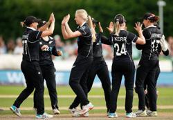 Cricket-Security tightened around NZ women's team in England after threat