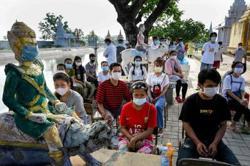 Cambodia inoculates 75% of population against Covid-19