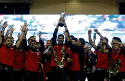 Soccer-Gulf Cup postponed to 2023 due to fixture congestion