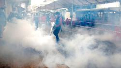 Cambodia reports 17 more Covid deaths, 628 infections