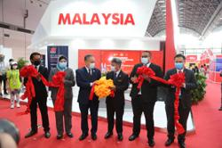 Malaysia pavilion hits RM572mil sales in CAEXPO 2021