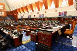 Lack of quorum forces temporary halt to Dewan Rakyat proceedings