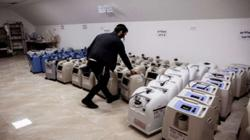 Malaysian-Thailand business chamber donates oxygen concentrators to Thai hospital