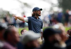 Golf-Europe not rattled by underdog label ahead of Ryder Cup, says Fleetwood