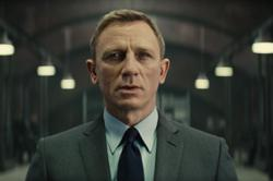 Actor Daniel Craig chokes up after filming his final James Bond scene