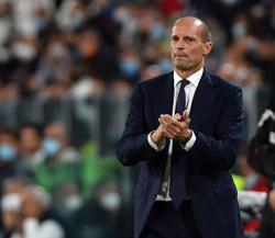 Soccer - Post-match outburst normal as I am human, says Juve coach Allegri