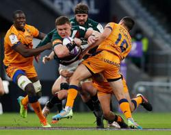 Rugby - Wiese citing dismissed, but too late for selection v All Blacks