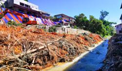 PM approves RM1mil for strengthening Sungai Kemensah riverbank