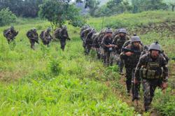 Six rebels killed in separate clashes in southern Philippines