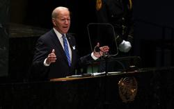 U.S. seeks to double climate change aid for developing nations -Biden