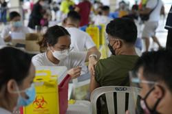 Philippines logs 16,361 new Covid-19 cases as death toll in the country crosses 37,000