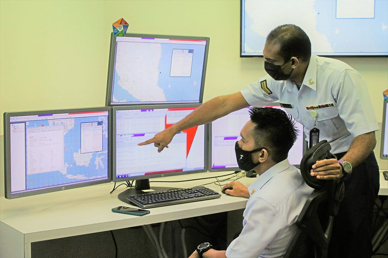 MMEA has six coordination centres to answer to emergencies.
