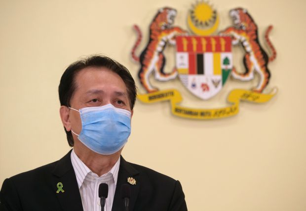 Health DG sheds light on concerns surrounding nano mist - The Star Online