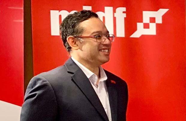 MIDF Research head Imran Yassin Yusof