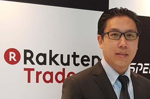 Rakuten Trade Sdn Bhd head of equity sales Vincent Lau