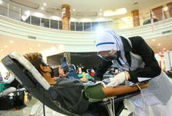 National Blood Centre: Donations on the increase, supply adequate