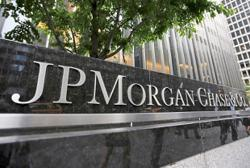 JPMorgan takes on British rivals