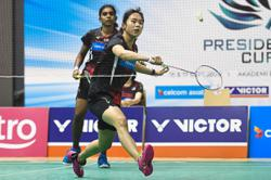 Shuttlers will only get more ambitious after meeting target in Sudirman Cup