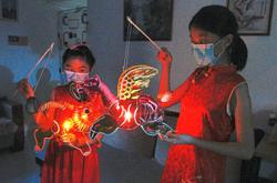 Old-school lanterns make a comeback